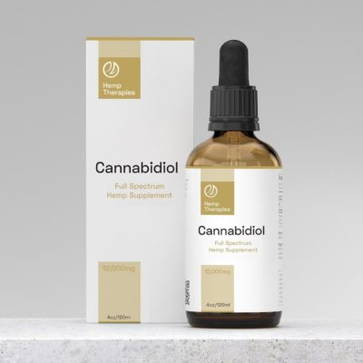 Buy CBD Oil Full Spectrum 12,000mg, CBD Extract in MCT Oil, 4oz/120ml